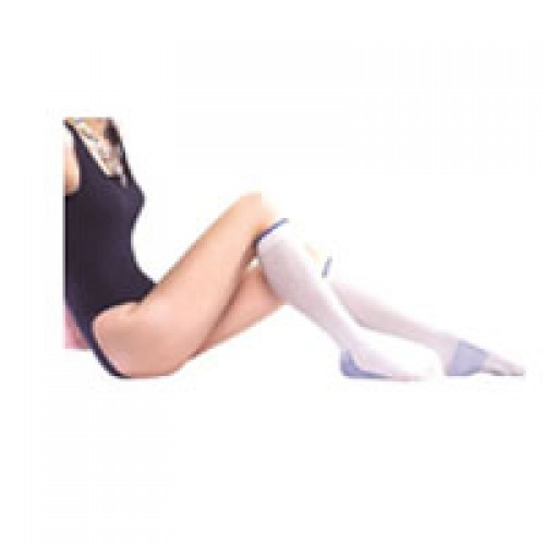 Anti embolism knee high stocking