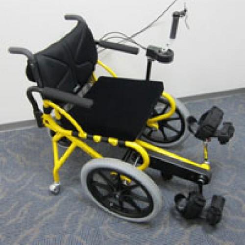 Profhand Pedal Wheelchair