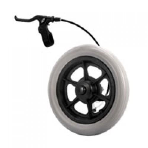 """12"""" wheel + drum brake"""