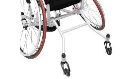 Merits Pro. Tennis & Badminton Wheelchair