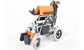 Merits Economy Folding Power Wheelchair