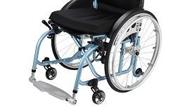 Merits High Active Wheelchair Folding Frame