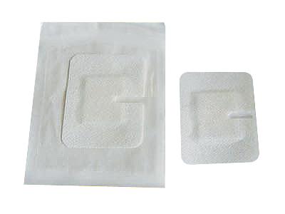 Spun-laced Lienable needle Plaster