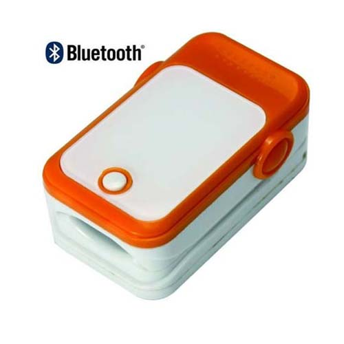 Bluetooth Fingertip Pulse Oximeter
