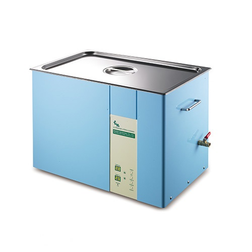 Ultrasonic Cleaner 400W with Digital Timer/Thermo-Controller 22 Liter