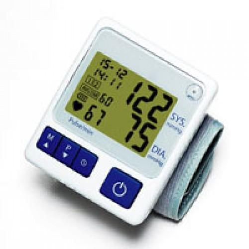 Wrist Type Blood Pressure Monitor