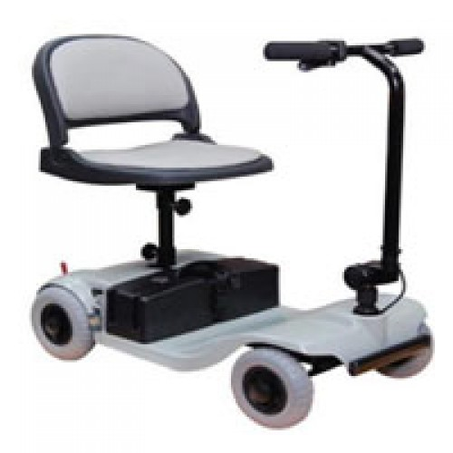 4 wheels Mini-size scooter