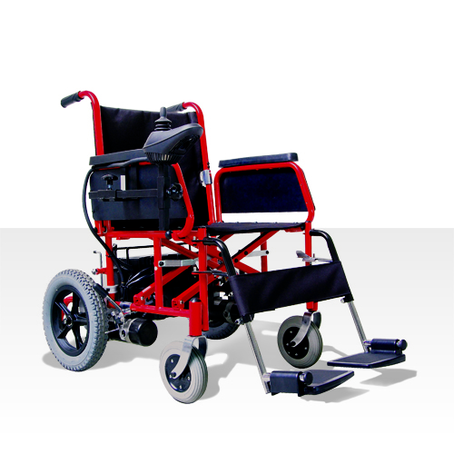 Foldable Power Wheerchair