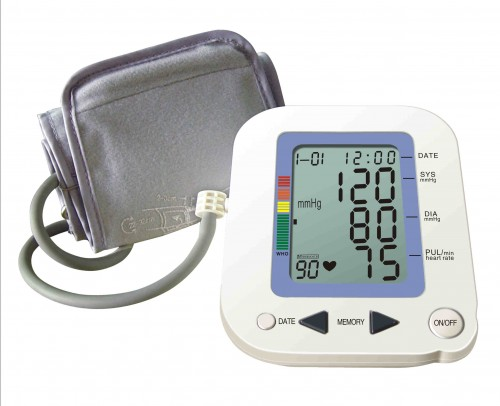 AUTO BLOOD PRESSURE METER (ARM)