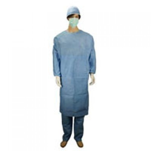 SMS Reinforced Surgical Gown