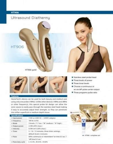 Ultrasound Diathermy