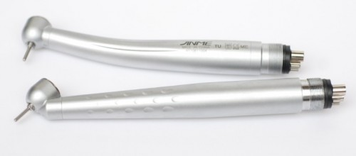 dental high speed/low speed turbine handpiece