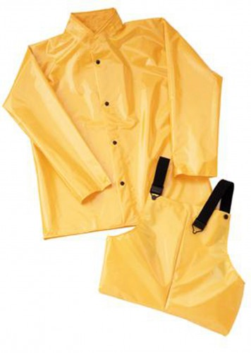 Coated Fabric of TPU / 200D Nylon For Industrial raincoats