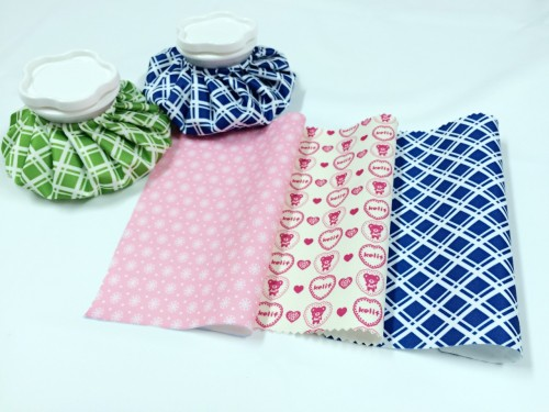 Coated Fabric of Polyknit / TPU  For Ice pack
