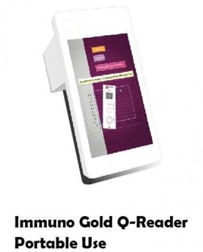 Immuno Gold Q-Reader for P.O.C.T.