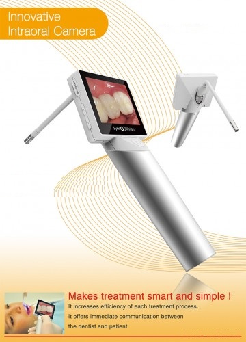 Innovative intraoral camera