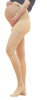 Medical Compression Maternity Pantyhose