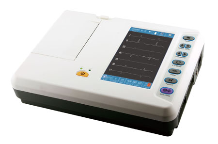 Veterinary ECG Machine VE-203B