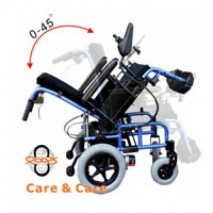 CP powered wheelchair
