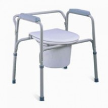 Steel Three-in-one Commode chair
