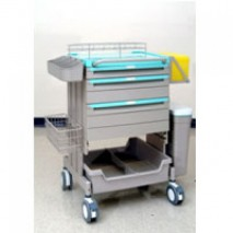 U-Aid Series Clinical Cart