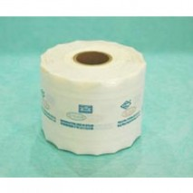 Gusseted sterile roll