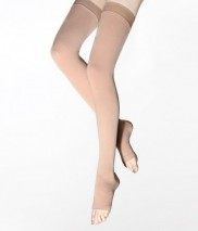 OEM Opaque medical compression stockings 1,2,3 classes
