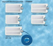 Electrosurgical Plate