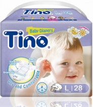 Tino Baby Diapers L