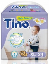 Tino Baby Diapers XL