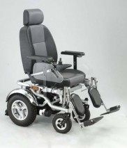 Multi-Adjustable Power Wheelchair