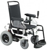 Stylish Outdoor Power Wheelchair