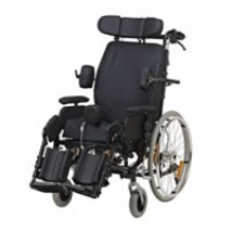 Comfort Steel Wheelchair
