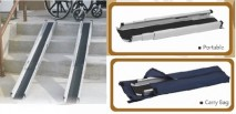 Adjustable Wheelchair Ramp