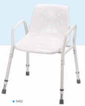 Quick-Released Shower Chair w/o Back