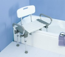 ABS Slat Shower Chair