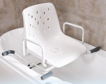 Aluminum Swivel Shower Chair