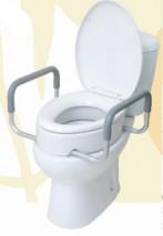 Raised Toilet Seat - Standard