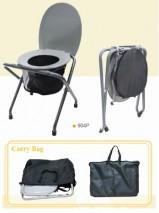 Folding Commode (Portable)