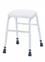 Kitchen Stool with Back/Arm