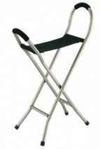 Four-leg Cane Chair