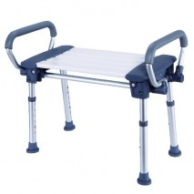 ABS Slat Shower Chair