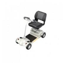 Four-Wheel Indoor Scooter