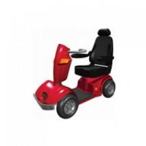 Four-Wheel Heavy Duty Scooter