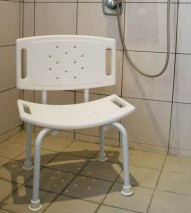 Shower Chair/DME/Daily Living Aids