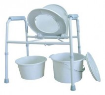 Commode/DME/Daily Living Aids