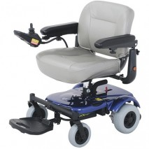 Merits Super Light Mini Portable Powerchair