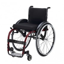 Merits European Style Active Wheelchair Rigid Frame
