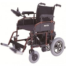 Merits Folding Power Wheelchair
