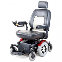 Merits Mid-Wheel Drive Powerbase Wheelchair
